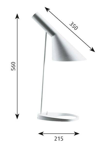 Jacobsen Lamp