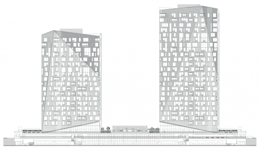 Magma Towers  GLR arquitectos 4