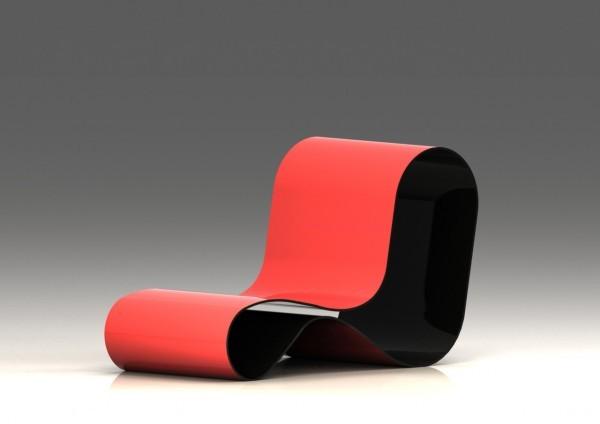 Turn Armchair by Simona Sacchi. probauhaus.ru