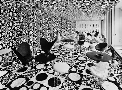 Verner Panton, Geometria