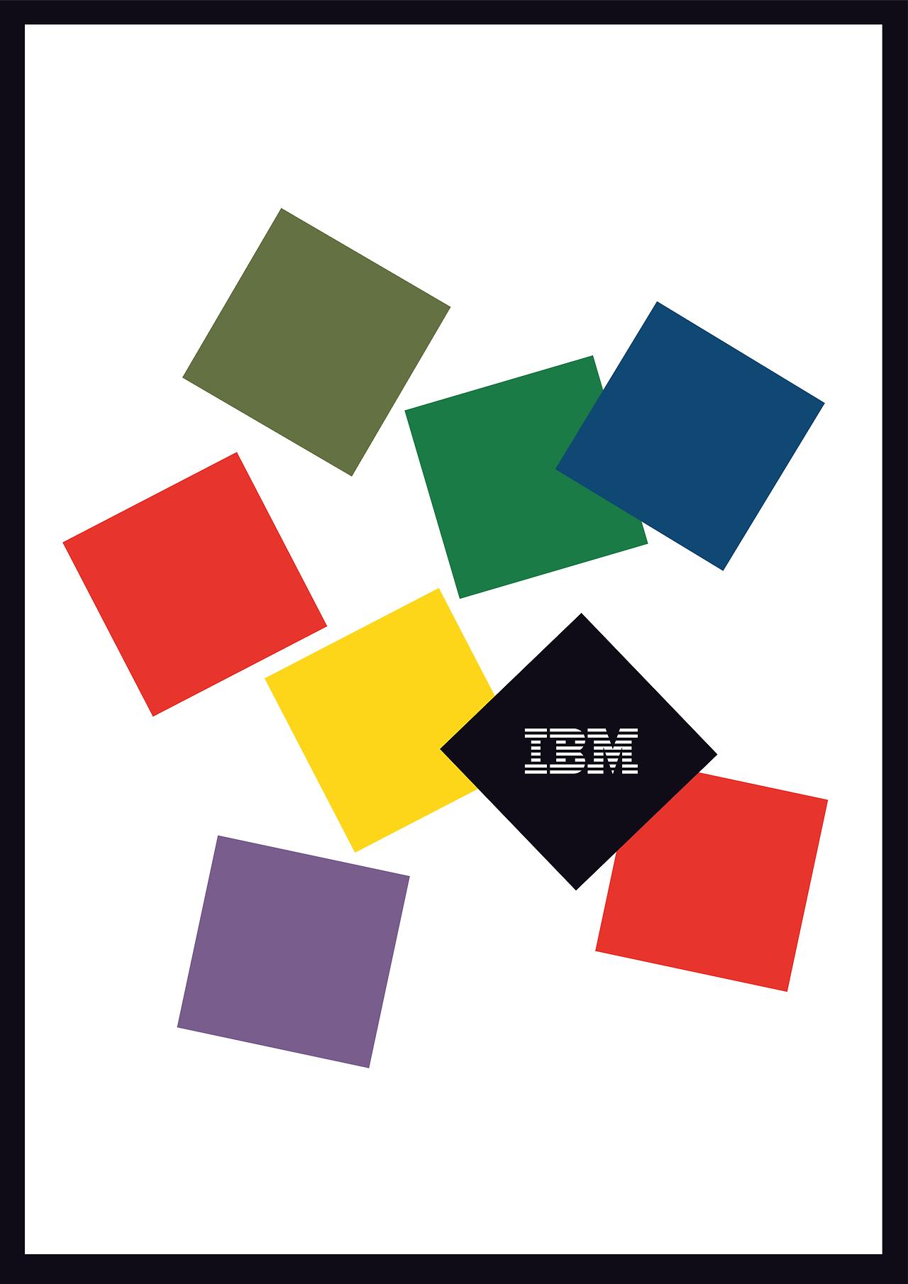 Гениальные постеры от IBM, часть 1