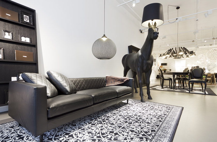 Lamp hors by Moooi