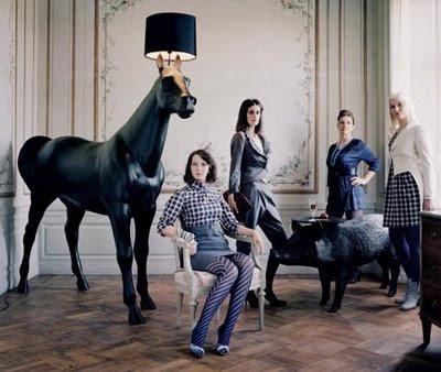 Лампа лошадь. Животная вещь от Moooi | www.probauhaus.ru