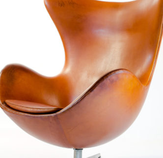 Совершенство форм. Кресло Egg