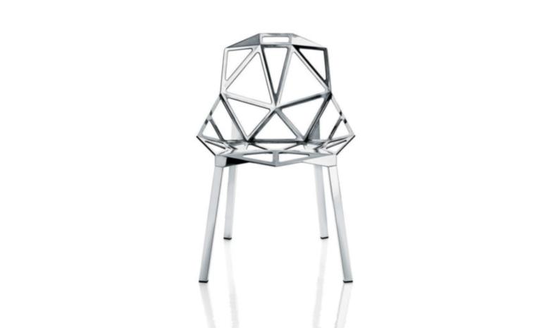 Дизайн на века, стул Chair one от Magis | www.probauhaus.ru