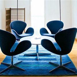 Кресло Swan. Кресло на все времена