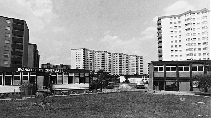 Гропиусштадт - район Берлина, проектированный Гропиусом и носящий его имя