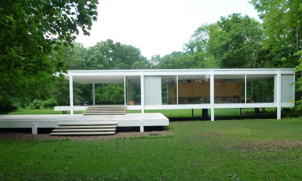 Farnsworth house. Святой Грааль немецкого модерна | www.probauhaus.ru