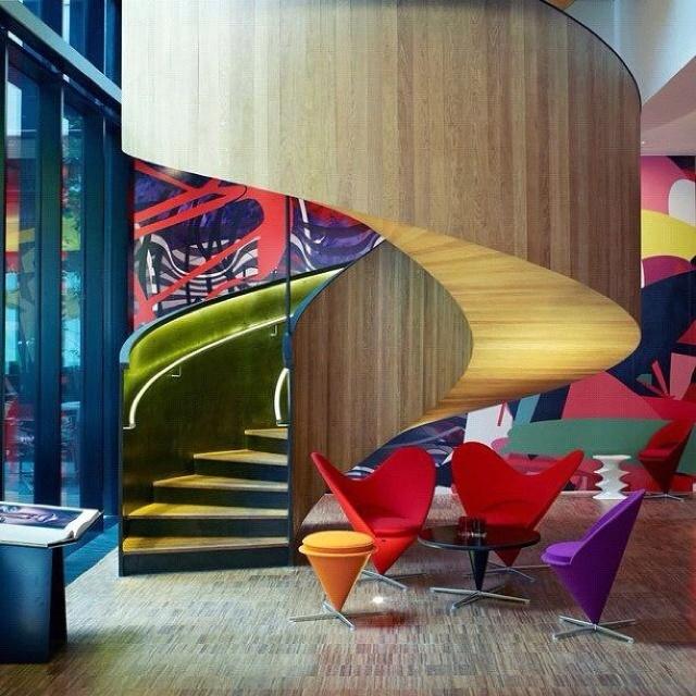С любовью от Verner Panton. Heart Cone Chair | www.probauhaus.ru