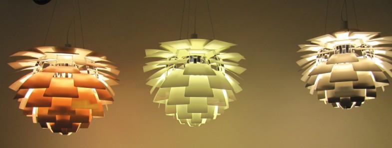 Культ света. Лампа Artichoke
