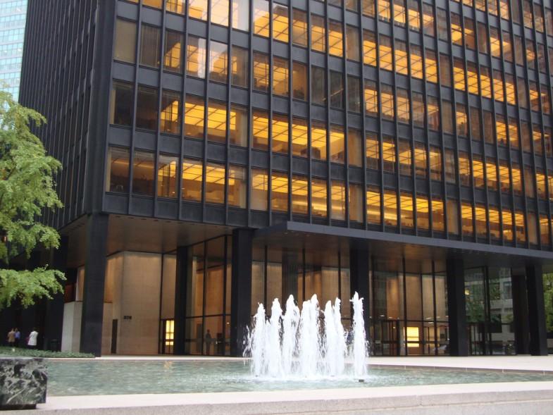 38 этажей Сигрем Билдинг | www.probauhaus.ru
