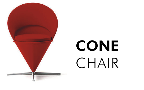 cone_chair и Heart Cone Chair