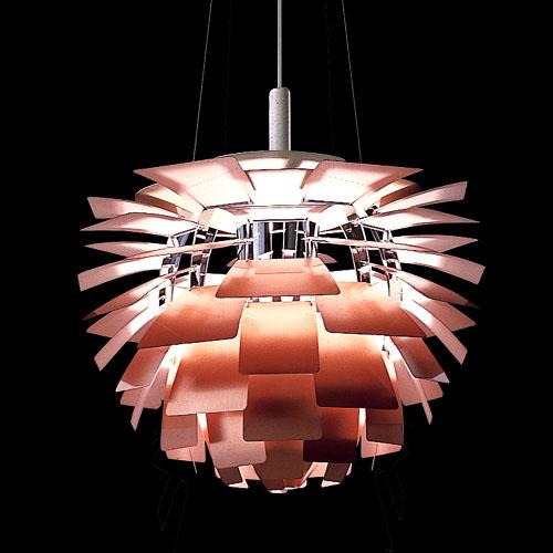 Культ света. Лампа Artchichoke