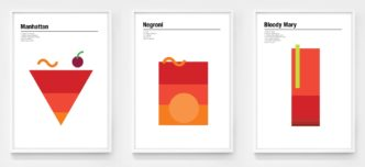 Drink & Bar posters