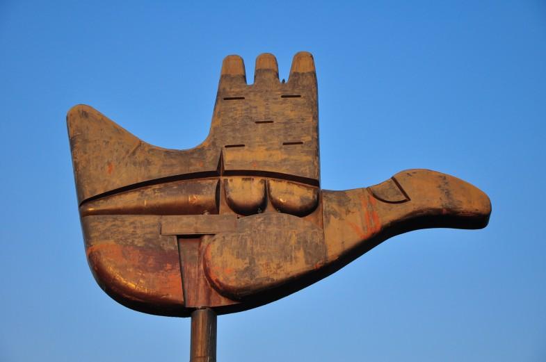 Город Чандигарх. Архитектура независимости