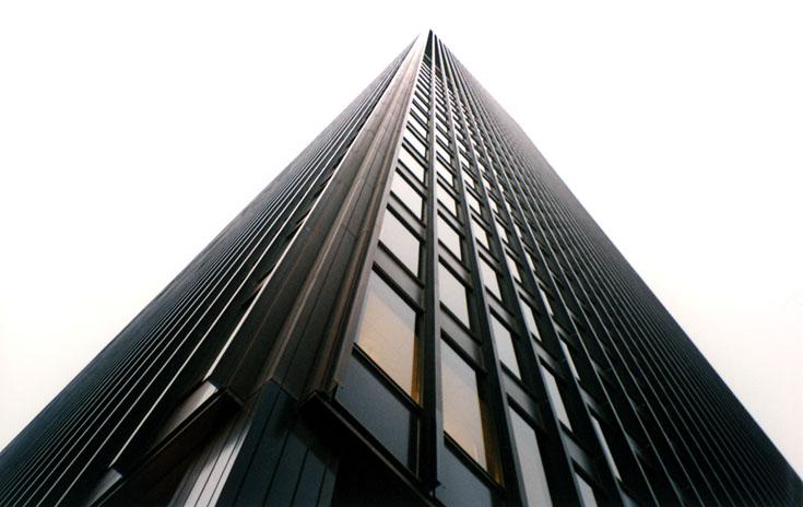 IBM Plaza. Дворец для ЭВМ_01