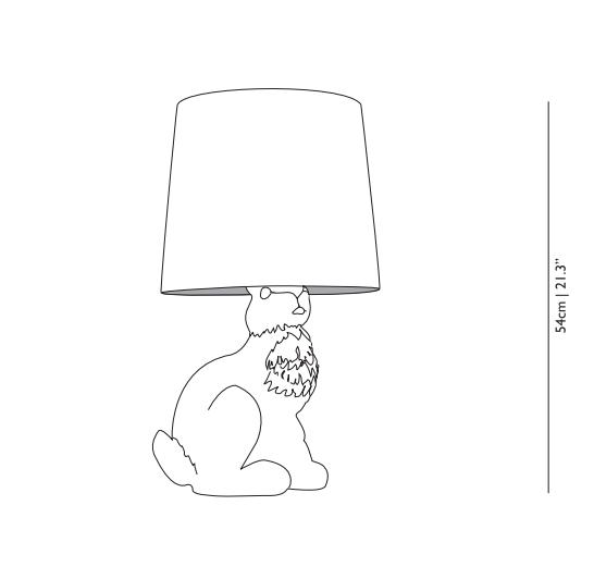 Кролик, несущий свет. Светильник Rabbit от Moooi 6