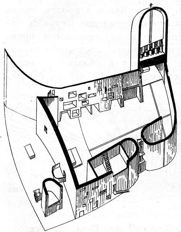 Нотр-Дам-дю-О.  Когда архитекторы получают свободу 11