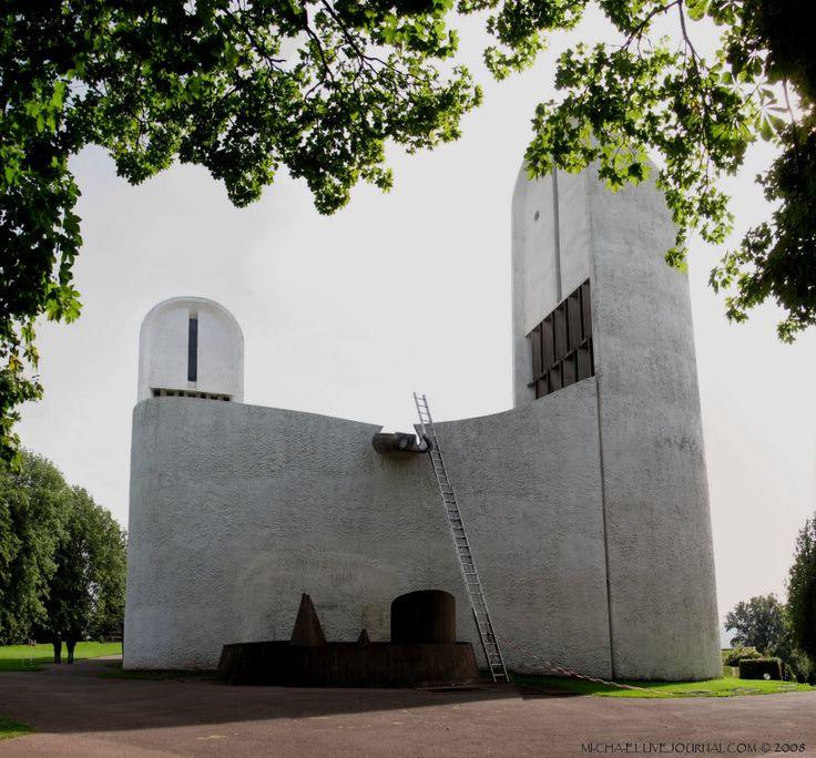 Нотр-Дам-дю-О.  Когда архитекторы получают свободу 12