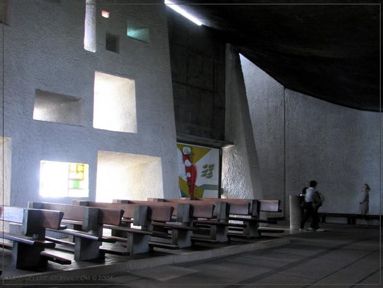 Нотр-Дам-дю-О. Когда дизайнеры и архитекторы получают свободу 10