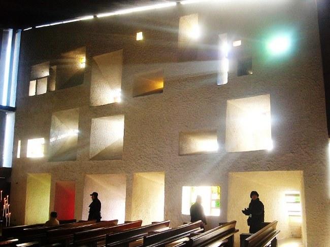 Нотр-Дам-дю-О. Когда дизайнеры и архитекторы получают свободу 2