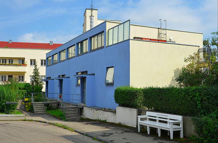 Рабочий поселок Вайсенхов. Жилая рациональность