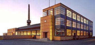 Фабрика Фагус. Новая архитектура мышления