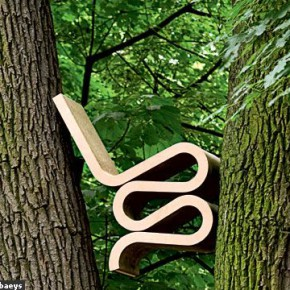 Простые линии Wiggle Side Chair_probauhaus.ru_3