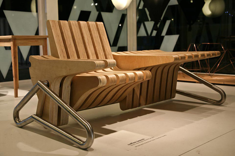 Современный дизайн улиц и скамья-трансформер | www.probauhaus.ru