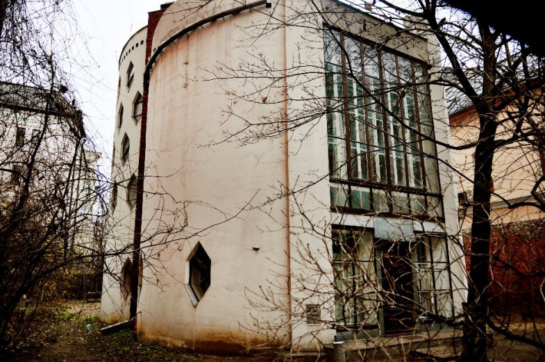 Дом Мельникова. Городская легенда_10