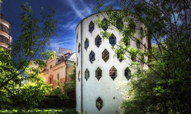 Дом Мельникова. Городская легенда