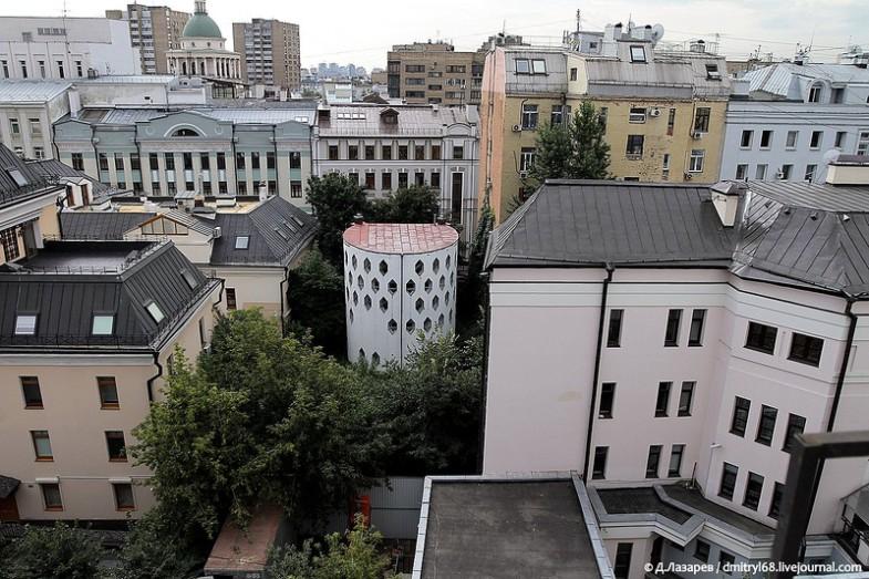 Дом Мельникова. Городская легенда_8
