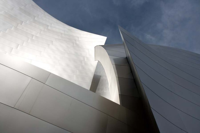 Концертный зал Уолта Диснея и новая архитектура Фрэнка Гэри | www.probauhaus.ru