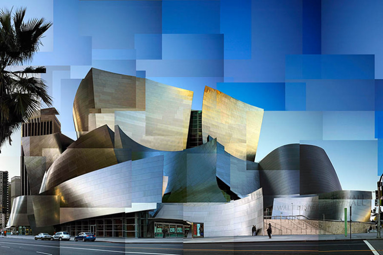 Концертный зал Уолта Диснея и новая архитектура Фрэнка Гэри