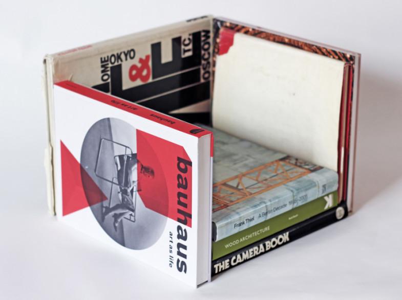 OpenBook - кресло библиотека | www.probauhaus.ru