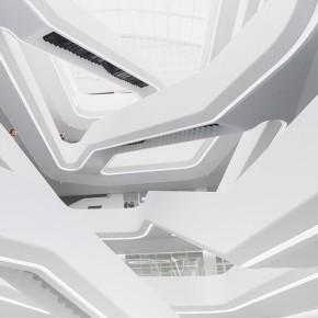 Динамическая архитектура Dominion Tower и Zaha Hadid Architects_01