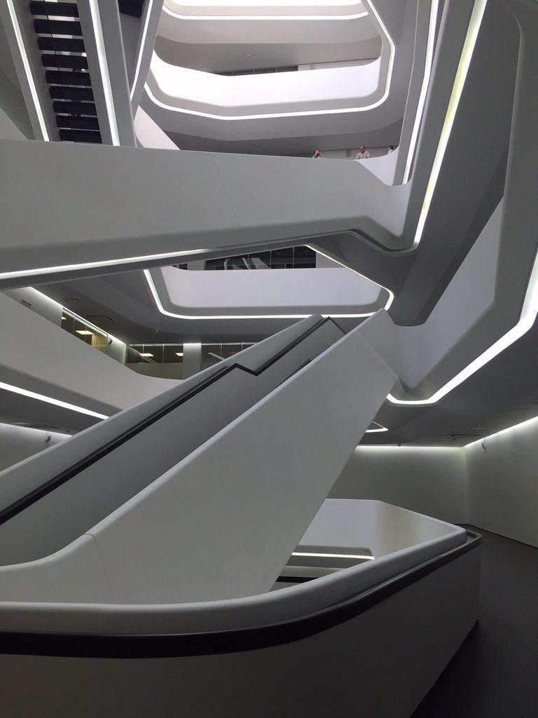 Динамическая архитектура Dominion Tower и Zaha Hadid Architects | www.probauhaus.ru