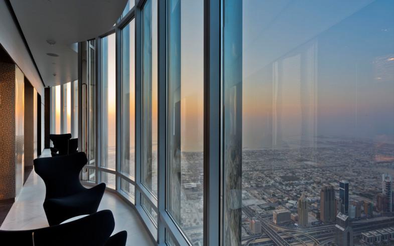 Роскошь Дубаи и небоскреб Бурдж-Халифа
