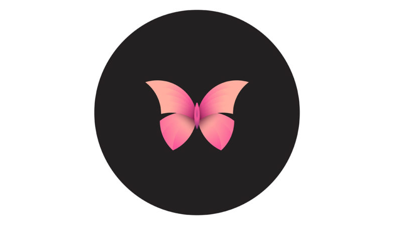 Золотое сечение_бабочка