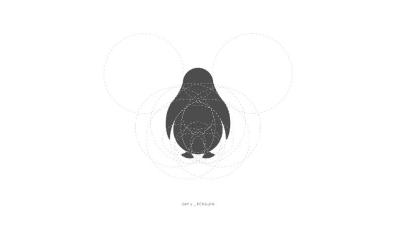 Золотое сечение_пингвин