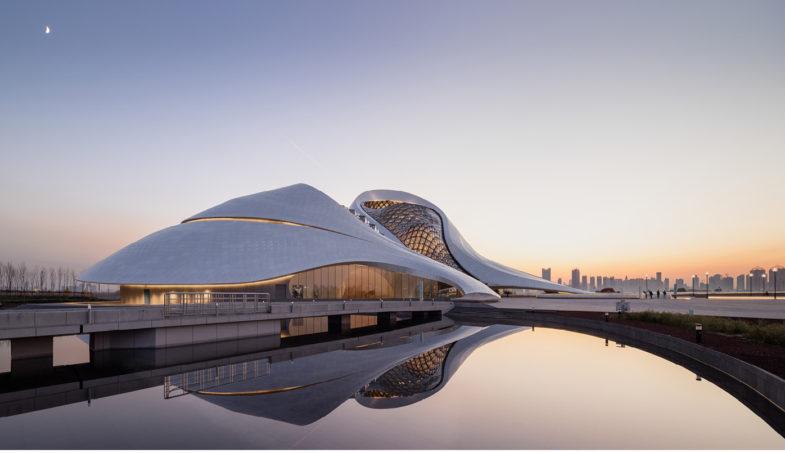 Культурное место. Здание оперы от MAD architects | www.probauhaus.ru