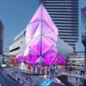 Обновление от Nendo. Siam Discovery в Бангкоке