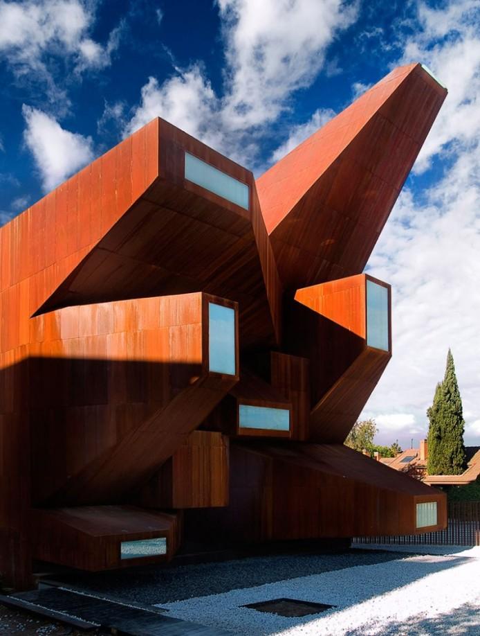 Форма и содержание. Архитектура от Vicens + Ramos в Мадриде