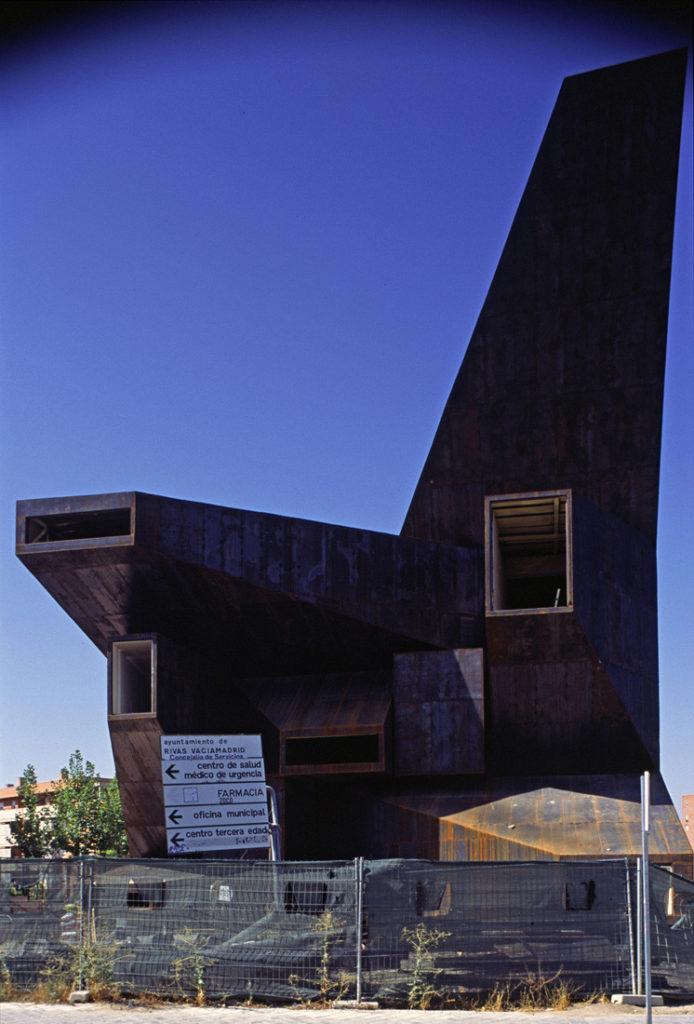 Форма и содержание. Архитектура от Vicens + Ramos в Мадриде | www.probauhaus.ru