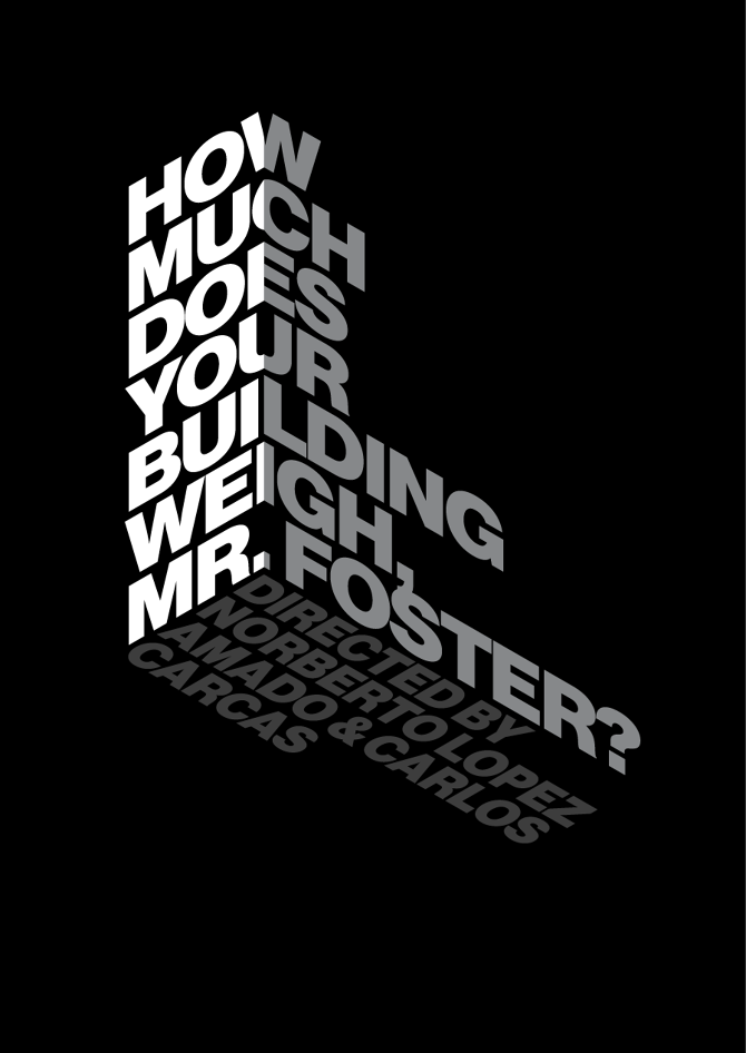 Я - не я, и идея - не моя. Графический дизайн от Gabriel Benderski | www.probauhaus.ru