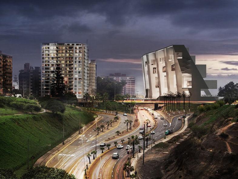 Кампус UTEC в Перу Здание года 2016 по версии RIBA