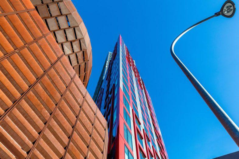 Проект 461 Dean. Самый большой модульный дом | www.probauhaus.ru