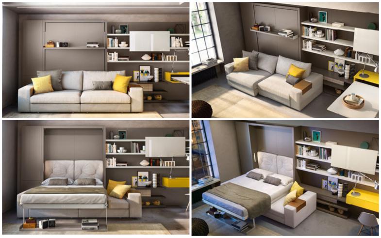 proBauhaus.ru | Дом будущего. Тренды развития мебели и архитектуры