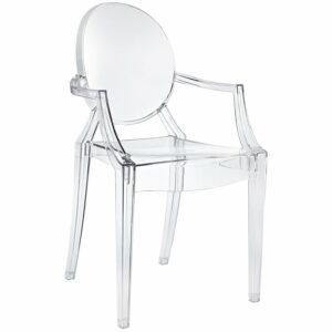 Домашний призрак. Ghost chair от Kartell