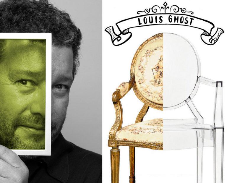 Домашний призрак. Ghost chair от Kartell | www.proBauhaus.ru